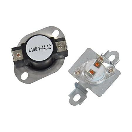 Whirlpool ignis Bauknecht fridge thermal fuse 482000001630
