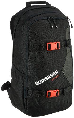 Quiksilver Herren Snow Tasche Oxydized 20 Bag M, Black, 10 x 30 x 40 cm