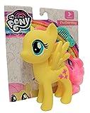 Hasbro My Little Pony E6848 Fluttershy - Figura de juguete con pelo peinable, 15 cm, para niños