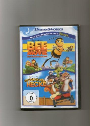 Bee Movie / Ab durch die hecke DVD