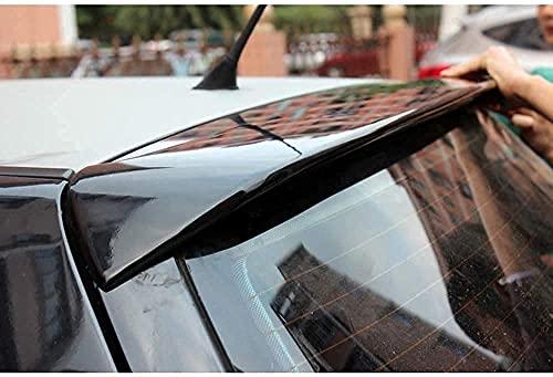 MJCDNB Alerón Trasero ABS para Golf 4 IV Mk4 R32 y estándar 1998-2004, Parachoques de Coche, Maletero, Puerta Trasera, Tapa del Maletero, Ventana, Labio, Parabrisas, ala, Accesorios de Estilo