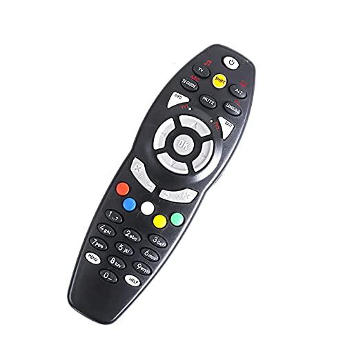 HRNAKDFKL Mando a distancia para Smart TV, distancia de transmisión de 10 m, mando a distancia inteligente, compatible con dispositivos de TV Stick & Android TV Box, batería (no incluida).