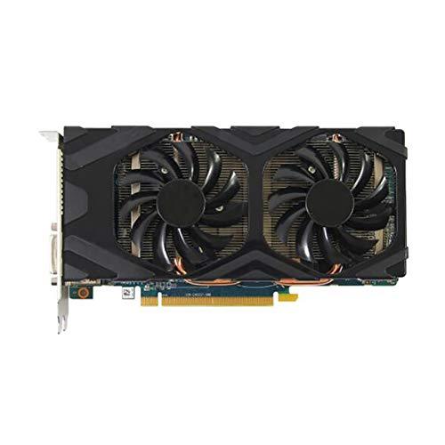 SIJI Ventilador de gráficos Tarjetas De Gráficos PC Fit For Sapphire HD 7850 1GB Tarjetas Gráficas GPU Fit For AMD Radeon HD7850 1 GB Tarjetas Tarjetas De Escritorio PC para Juegos Gráficos del Juego