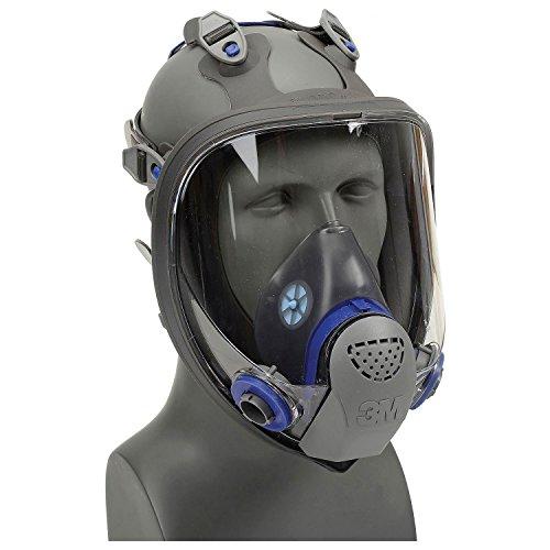 3M Full Facepiece Reusable Respirator, Medium, FF-402