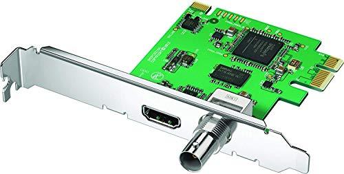 Blackmagic Design DeckLink Mini Monitor tarjeta reproductora de video (NTSC, PAL, HDMI, SDI)