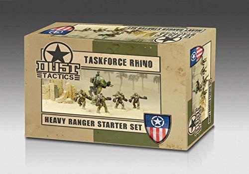 Heavy Ranger Starter Set - Taskforce Rhino SW