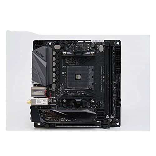 Placas Base de computadora FIT FOR ASUS ROG Strix X470-I Gaming Socket AM4 DDR4 64G USB3.1 HDMI M.2 X470