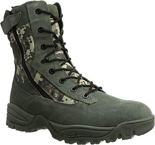 Mil-Tec Tactical Boots Two Zipper at-digital Gr. 12