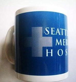 グレイズ・アナトミー/Grey's Anatomy シアトル・グレース病院 マグカップ / 'Seattle Grace Mercy West' Mug 海外ドラマ