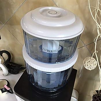 La bouteille de refroidisseur d'eau de filtration, le distributeur de plastique prêt à verser réduisent le plomb et les autres métaux lourds, système de filtration d'eau for les distributeurs d'eau à