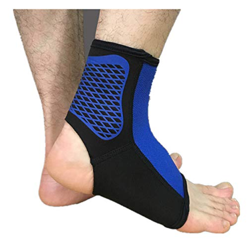Sprunggelenk Bandage für Stabilität an Knöchel und Mittelfuß Bandage Fußgelenk bei Fersensporn Feifish Kompressionssocken Support Socke Anti Verstauchung Ferse Schutz Wrap