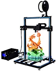ADIMLab_Gantry 3d printer includes: ◆The heated print bed ◆3d Printing bed glass ◆3d printer control box ◆PLA filaments for testing ◆4G SD card ◆3 inch LCD Display ◆Tools for assembling ◆Filament holder ◆Offer Auto Leveling Update Method Assembled 3d...