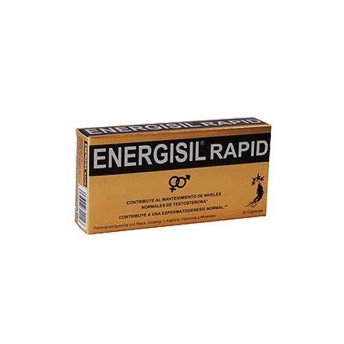 Energisil Rapid 30 Cápsulas de Pharma Otc