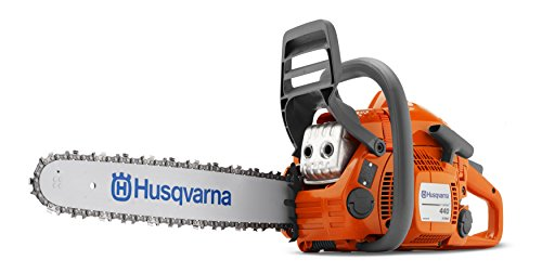 Husqvarna 440 Chain Saw – 40.9cc, 18 Inch Bar, 0.325 Inch