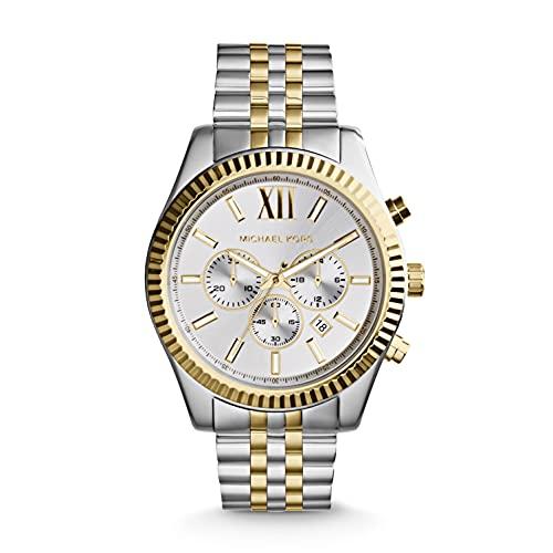 La mejor selección de Reloj Michael Kors Hombre Dorado del mes. 12
