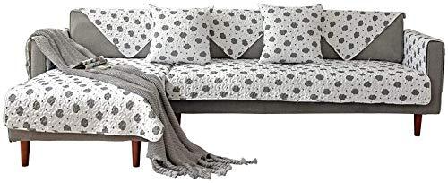 FFKL bankovertrek voor meubels, hoekbank, antislip, genaaid