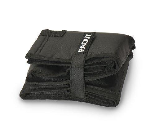 PackIt SHC-BL-0004 Boodschappen-koeltas, zwart