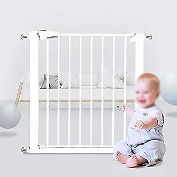 BCGT Bébé Barrière de sécurité, sans Punch-Rampe d'escalier, cartérisations Chiot for Animaux, Chien Porte, for Doorways Escaliers décoratifs for Animaux Barrière (Size : 96-103cm)