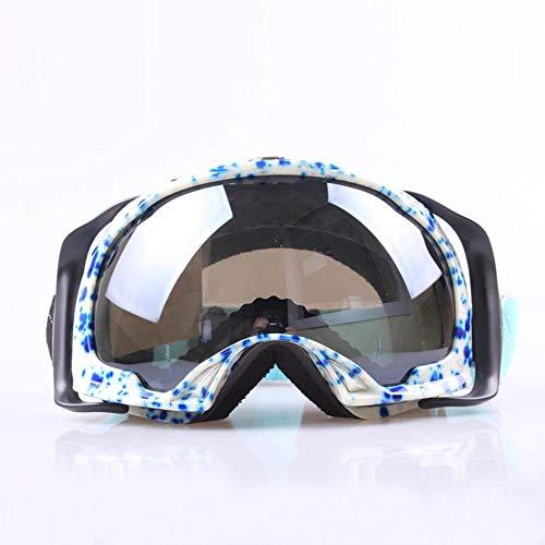 Defect Warm Atmungsaktiv Mode Brille Doppelte Gläser Antifog Brille Winddicht Skibrillen Polarisierende Sonnenbrillen