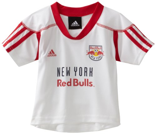 MLS New York Red Bulls Blank Home Call Up Toddler Jersey (White, 3T)