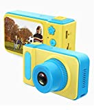 Shenco-Kids Digital Camera, 2 Inch 1080 HD Screen Mini Children Camera(Blue) - BB25…