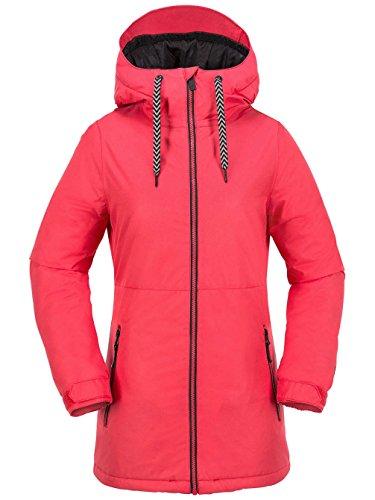 Volcom Damen Snowboard Jacke Act Ins Jacket