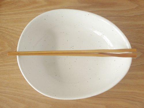(アウトレット込み)EASTオリジナルたまご型カリーボウル(粉引)