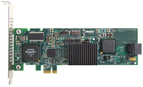 AMCC 3ware 9650SE-2LP Raid Controller (SATA II, PCI-e)