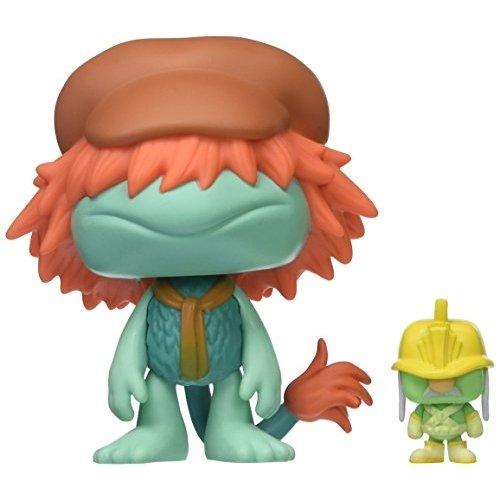Funko Pop!- 15040 Fraggle Rock Boober w/Doozer Figura de Vinilo, Multicolor