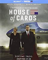 House Of Cards - Saison 3 [Blu-ray]