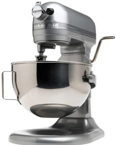 discount KitchenAid Professional 5 Plus Series high quality Stand Mixers lowest -  Ice (Renewed) sale