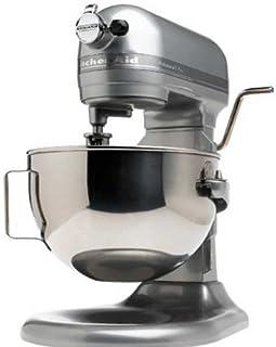 KitchenAid Professional 5 Plus Series Stand Mixers -  Ice (Renewed)
