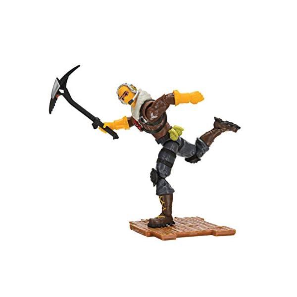 Jazwares-Fortnite figura Raptor (Toy partner FNT0014) coleccionables Teknique, multicolor, talla única , color/modelo… 4