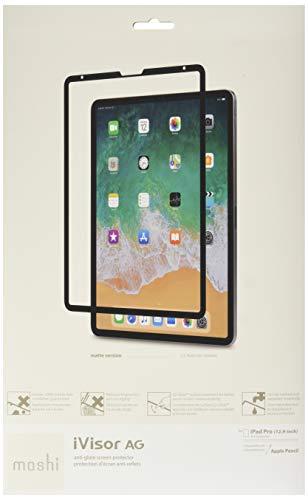 Moshi iVisor Screen Protector Black for iPad Pro 12.9 2018 Screen Protectors 99MO020028