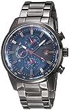 Quantum ADG679.090 Reloj para Hombre, color Negro, Estándar