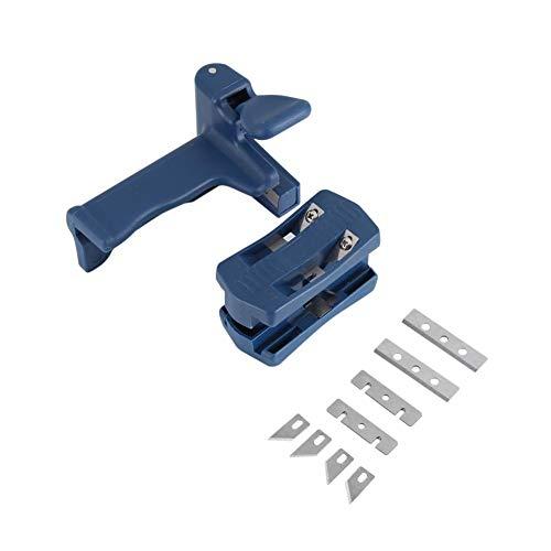 Wood Edge Banding Trimmen Tool Head En Tail Trimmer Kast Houtbewerking Maken, Veel Gebruikt In Meubels, Kasten, Decoratie En Andere Industrieën