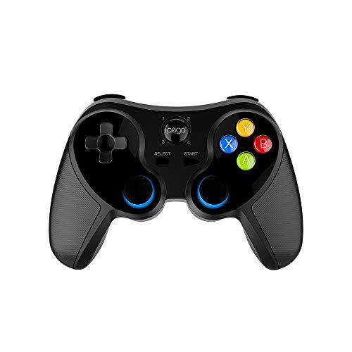 KKmoon iPega PG-9157 BT controlador de jogo Gampepad sem fio Joystick flexível com suporte de telefone para PC Android