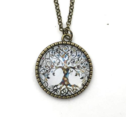 Tree of Life Necklace - Handmade - Celtic Jewelry