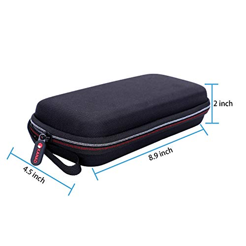 XANAD Hard Travel Carrying Case for Texas Instruments TI-Nspire CX Graphing Calculator - Storage Protective Bag Photo #3