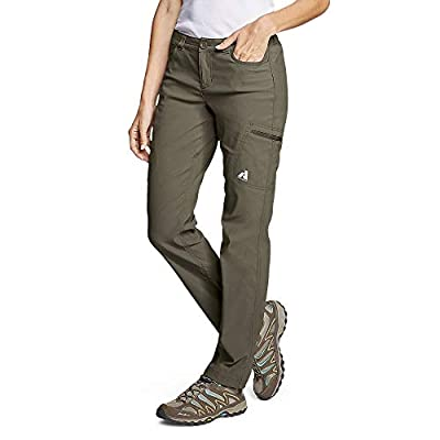 Eddie Bauer Women's Guide Pro Pants, Slate Green Regular 8