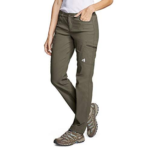 Eddie Bauer Women's Guide Pro Pants, Slate Green Regular 12