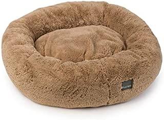 Fuzzyard Eskimo Bed, Latte, Medium