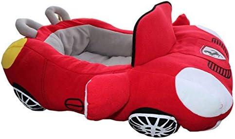Wzdszuilchongwuw Cat Beds Virginia Beach Mall Cute Max 86% OFF Pet Shape Bed Dog Car Fashion