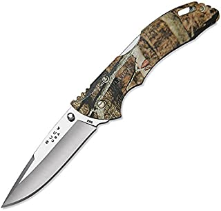 Buck Knives 286 Bantam BHW Folding Knife with Removable Clip