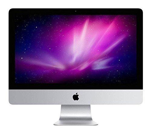 """Apple - All in one ricondizionato iMac 21.5"""" Intel Core i5 2.50GHz 8GB Ram 500GB HDD MacOS El Capitan (Ricondizionato)"""