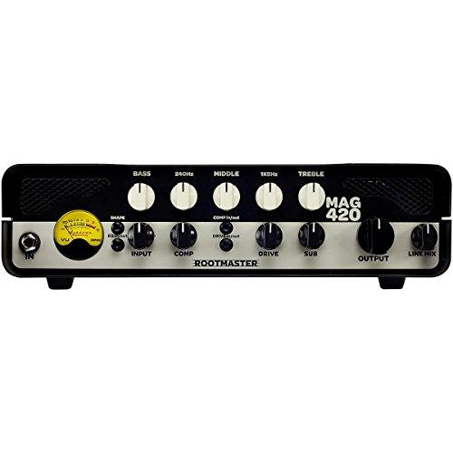Ashdown RM-420cabeza de amplificador para bajo (350W
