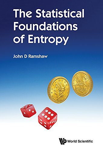 Statistical Foundations Of Entropy,…
