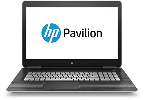 HP Pavilion 15-bc012ng (Z5B70EA) 39,6 cm (15,6 Zoll / Full HD) Laptop (Laptop mit: Intel Core i7-6700HQ, 128 GB SSD, 1 TB HDD, 8 GB RAM, NVIDIA Geforce GTX 960 M 2 GB, Windows 10 Home) silber