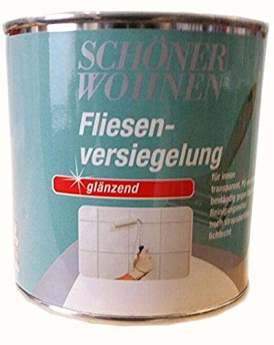 Schöner Wohnen Fliesenversiegelung Glänzend 375 ml