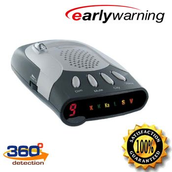 Best Buy! Early Warning Radar/Laser Detector